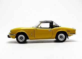 Triumph Spitfire Jaune - photo 2