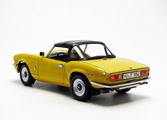 Triumph Spitfire Jaune - photo 3
