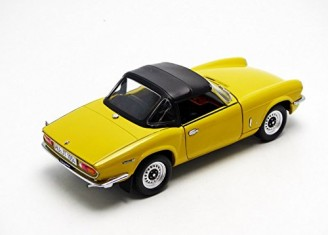Triumph Spitfire Jaune - photo 4