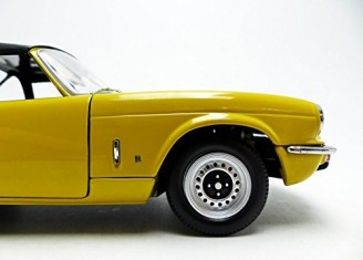 Triumph Spitfire Jaune - photo 5