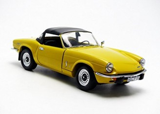 Triumph Spitfire Jaune - photo 6