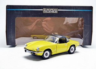Triumph Spitfire Jaune - photo 7