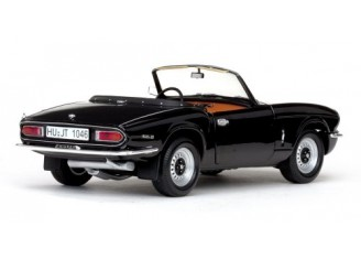 Triumph Spitfire Noir - photo 3