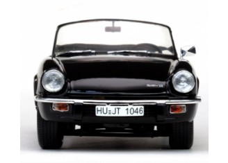 Triumph Spitfire Noir - photo 5